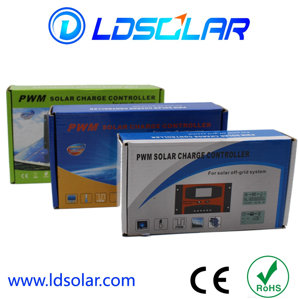 Environmental 30A 12V 24V 48V Solar Charge Controler from LDSOLAR