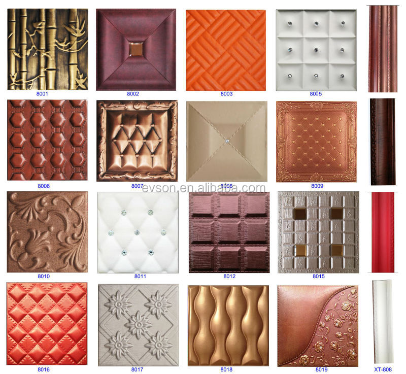 Pu Leather Wall Art Supplieranufacturers At Alibaba
