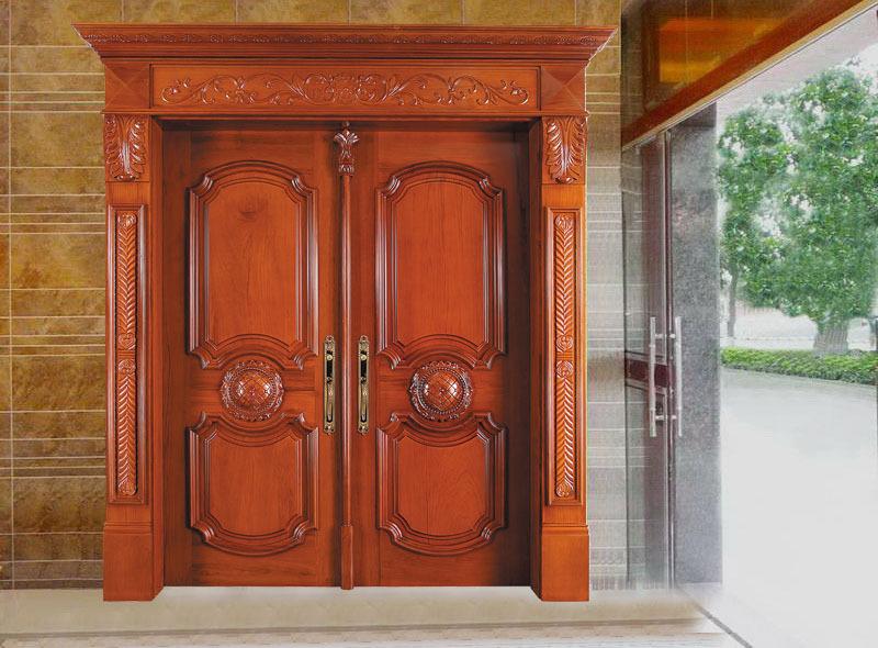 2015 new products teak wood main door designs buy teak for Latest front door design