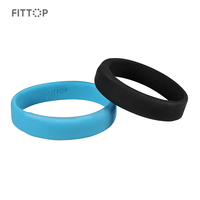 bluetooth bracelet with vibration elastic band for fitness