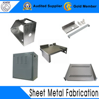 Metal perforated sheet stamping consumable parts