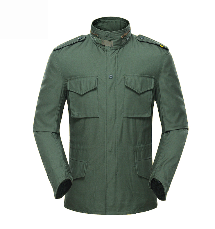 2019 Fashion Us Uk M65 Outdoor Windbreaker Jacket With Inner Soft Shell Men Windbreaker Jacket Combat Tactical Military Thicken Winter Jacket Easy And Simple To Handle Hiking Clothings