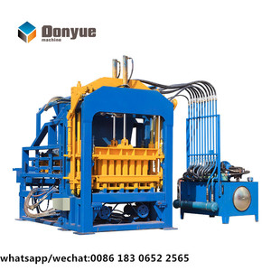 high quality full automatic concrete block making machine price list in nigeria