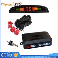Elegant Top Quality Best Price Car Rearview Wireless System Infrared Camera Parking Sensor LED Display System