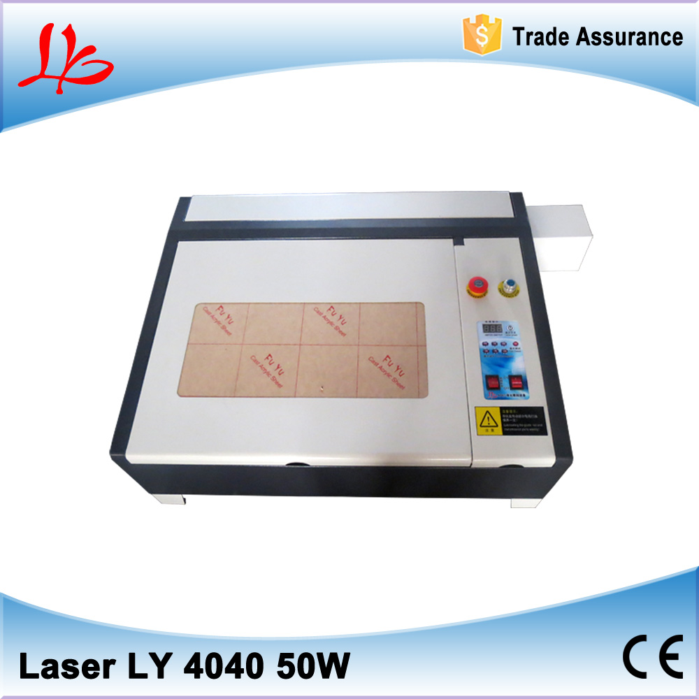 Latest CO2 4040 Laser Engraving and cutting machine,Super quality with all functions