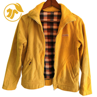 High quality mixed second hand used clothing of VELVET BLAZER (FLANNEL)