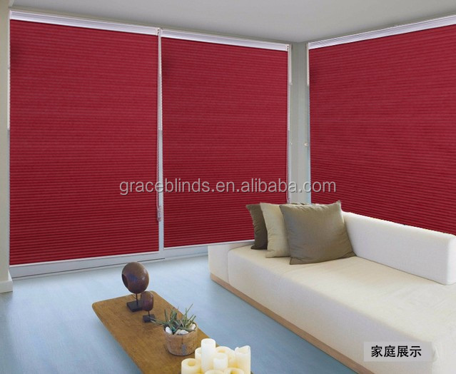 honeycomb blind remote control cellular blind
