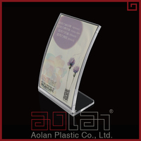 photo frame 2 Sided cutting machine prices High Quality Acrylic Picture Frame with magnet