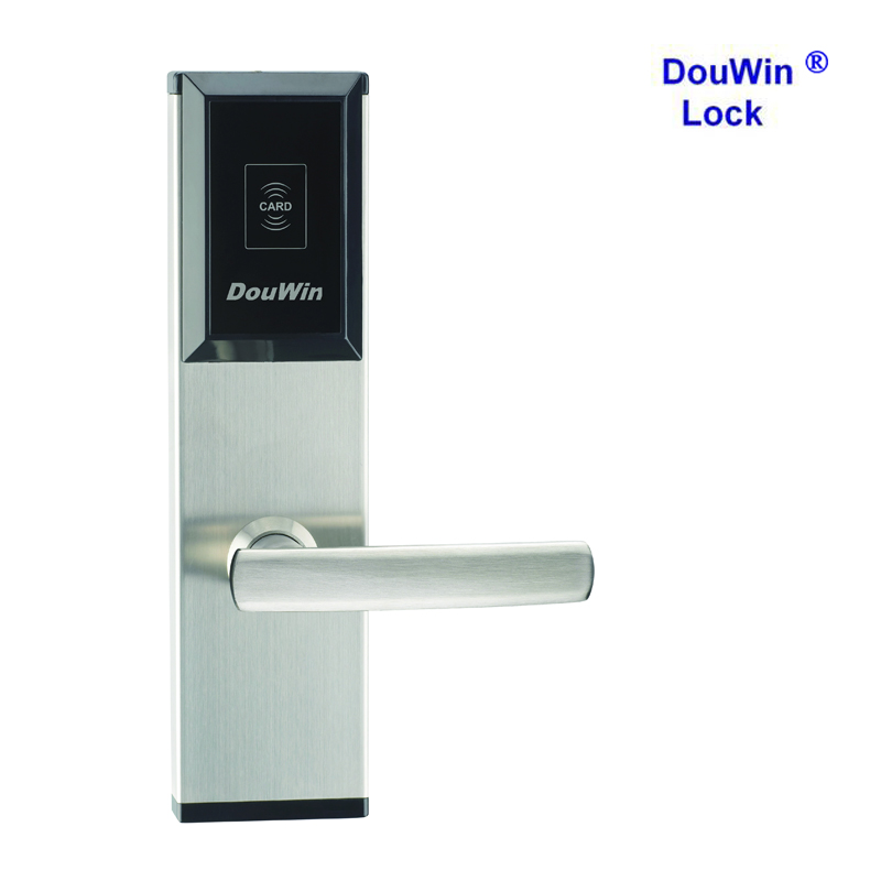 Hot Sale Hotel Locks Forever Door Hardware With Pure 304 Stainless