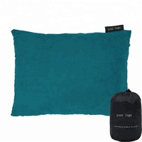 Compressible Pillows for Sleeping - Travel Pillow-Foam Camping pillow