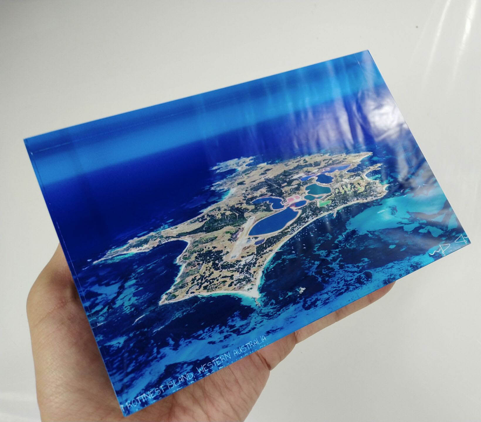 Transparent Solid Acrylic Block Paperweight, Crystal-Clear Top grade acrylic logo block, Plexiglass Solid Block Display