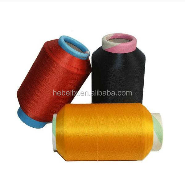 100% nylon monofilament yarns factory price dty 70d/24f/2 nylon 66 yarn manufacturers