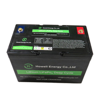 lithium ion 12V 100Ah 150Ah 200Ah solar storage energy 12V100Ah lifepo4 battery