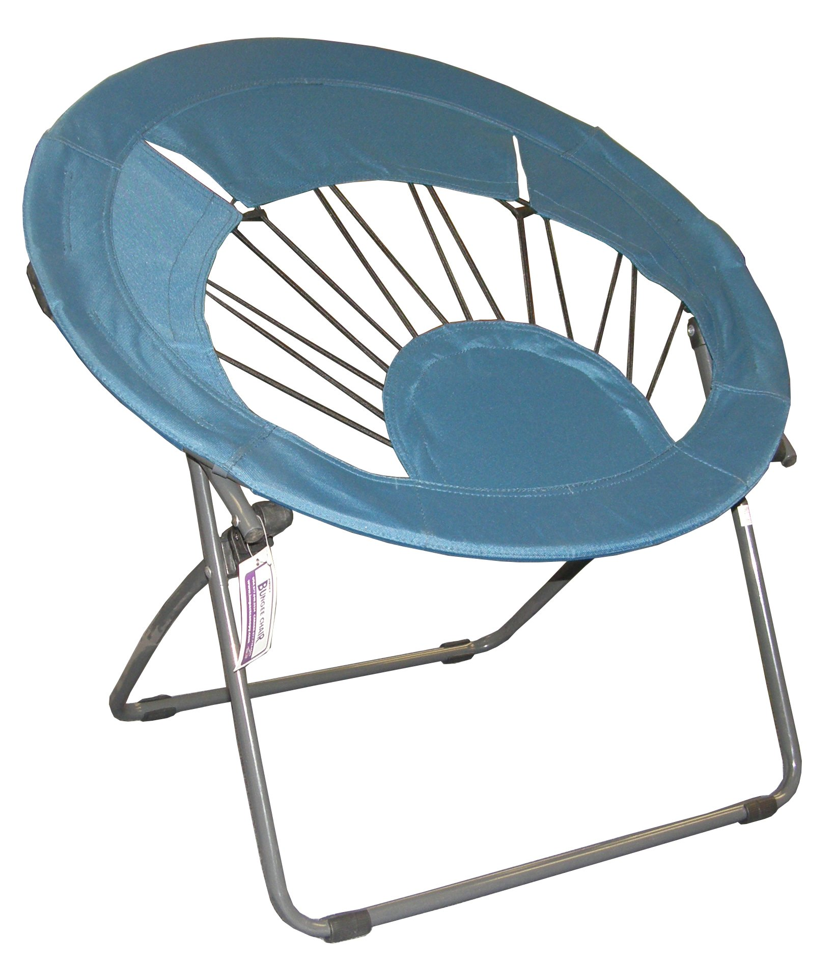 Merveilleux Impact Canopy Round Bungee Chair, Lightweight Portable Folding Chair For  Indoor And Outdoor Use,