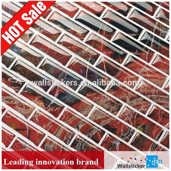 Encuentre el mejor fabricante de azulejos adhesivos cocina y ...
