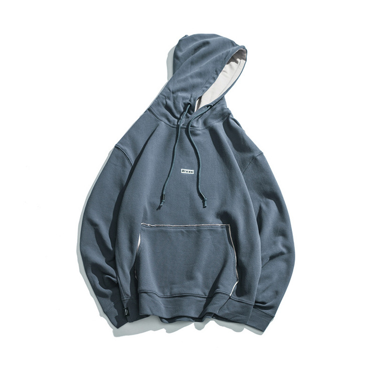 Wholesale  Outwear Kangaroo Pocket Hoodies For Mens