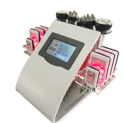 2020 New Year Sale Lipolaser cavitation vacuum radio frequency 5Mw body Slimming beauty Machine 6 In 1 wholesale