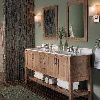 Japan Style Rv Bathroom Vanity With Bathroom Vanity Lights - Buy ...