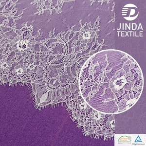 cheap nylon high quality fine white embroidery nigerian swiss voile lace,african french lace