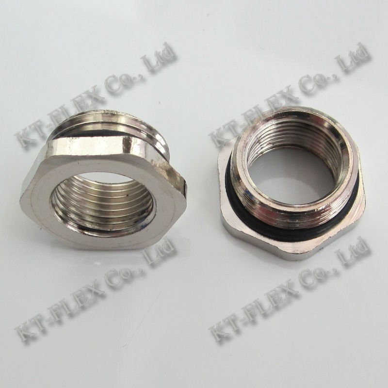 metallic thread convertor,hex nipple Pipe Reducer