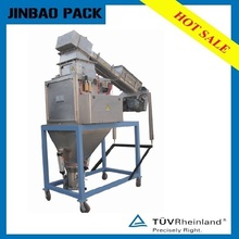 Screw filler type powder filling machine for food packaging