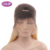 100% 1b natural hair wig Brazilian human hair full lace wig 613 blonde 10a  grade silky Straight lace wig