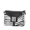 Women designable leather clutch bags Zebra leather cluth purse Women shoulder bags CL11-031