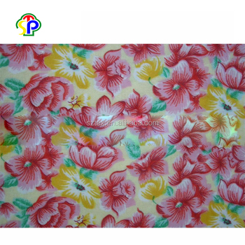 Custom wholesale cotton flannel fabric printing