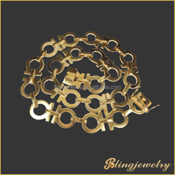 Hip Hop Custom Jewelry Big Men Necklace New Gold Chain Design For Men