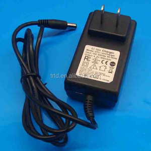 8.4v1200ma li-ion battery charger /8.4v smart lithium power battery charger