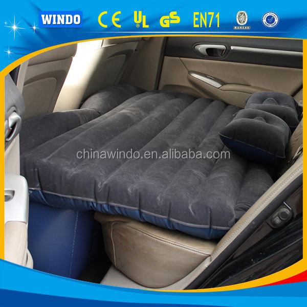 auto opblaasbare matras luchtbed slaapkamer meubels type gevouwen