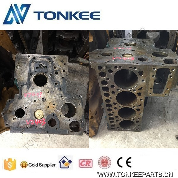 V2403 engine block V2403 cylinder block for KUBOTA