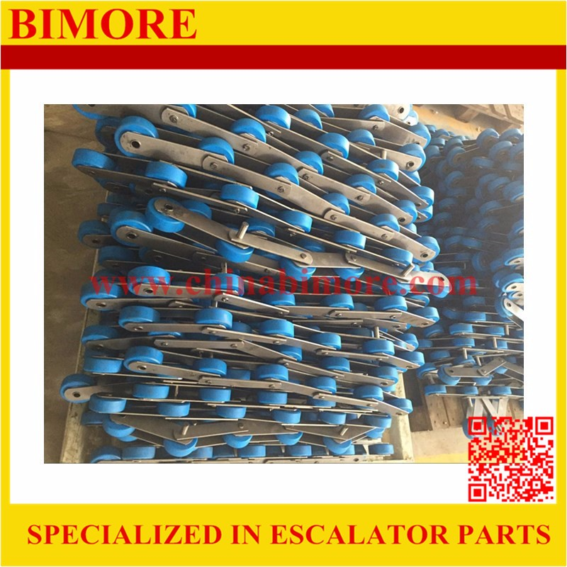 BIMORE Escalator step chain for Thyssen FT822/FT-822