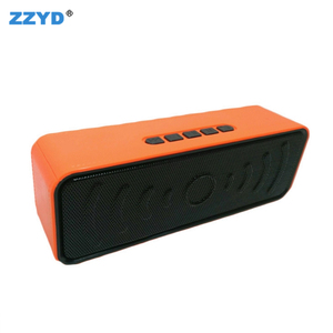 ZZYD New Product M268A Mini Wireless Speaker Blue Tooth 4.1 Home Speakers Support FM TF Card