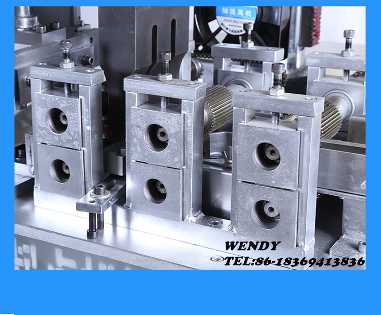 Automatic kitchen sponge cutting machine scrub sponge welding machine