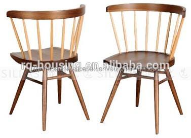 Modelos de silla de madera para sala de lujo moderno restaurante