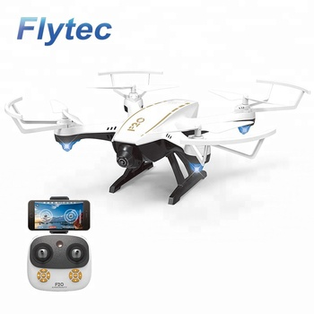 Flytec F20G Opital Flow Drone Racing RC Quadcopter 300M RC Drone With Camera WIFI Real Time FPV 2MP Wide Angle Camera Drone