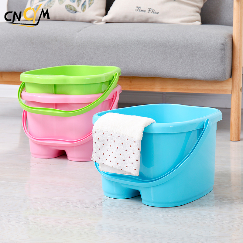 Factory supply attractive price kids cheap plastic foot wash basin/foot basin/foot spa basin