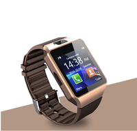 Android Smart Watch Bluetooth 4.0 Real-Pedometer SIM Card Call Anti-lost Smartwatch for men