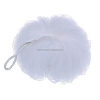 (BA-G-034) The Eco Loofah Scrub Body Bath Sponge With Cotton Rope Handle
