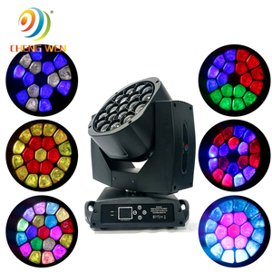 clay paky b eye k10 4in1 led big bee eye 19pcs zoom China moving head light