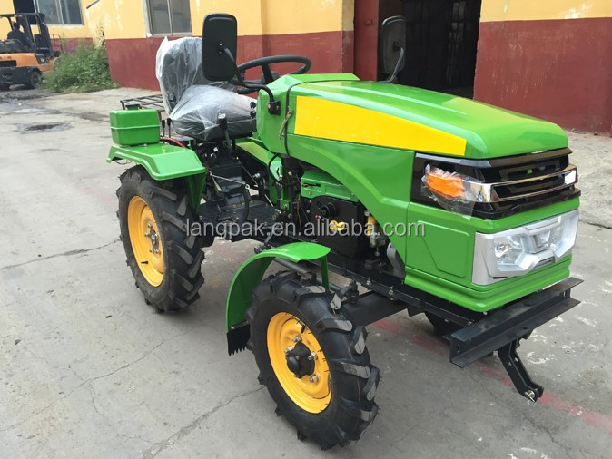 Russian Model !!! Best Chinese Mini Tractor,Small Horse Power Farm ...