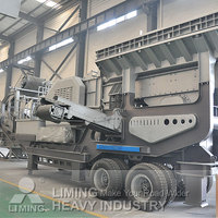100tph mobile gyratory crusher for sale india