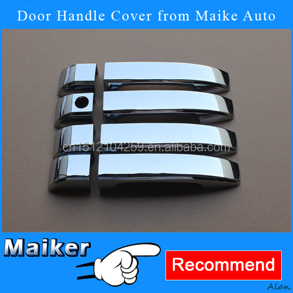 Chrome Accessories Door Handle Cover for Range Rover Vogue 2010+ auto parts