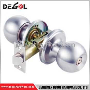 Different Kinds Of Commercial Door Knob Tubular Latch Passage Door Lock  Tubular Knob Lock