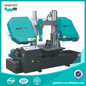 High Quality Metal Cutter Band Saw Machine For Aluminium Cut