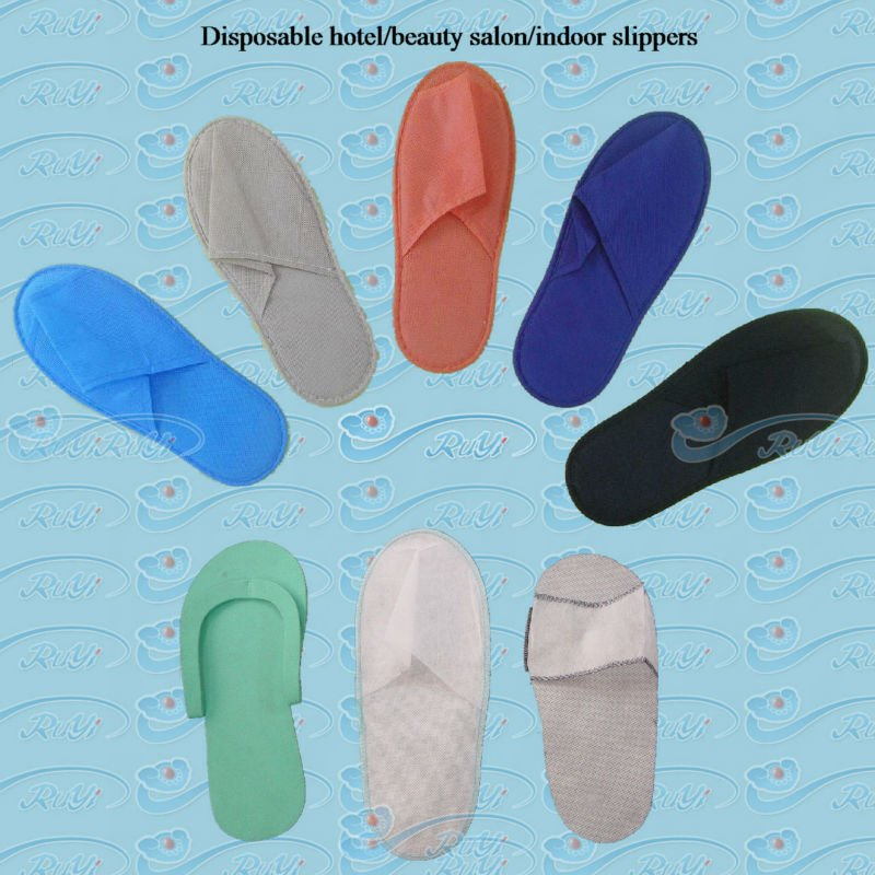 b4f199929 Cheap Terry Cloth Flip Flop Slippers For Hotel   Indoor - Buy Flip ...