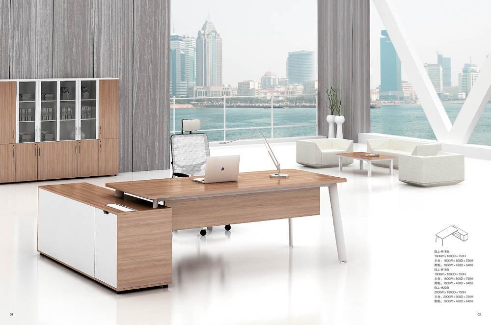 workwell office furniture executive workstation desk modern design executive desk office table - Desk Modern Design