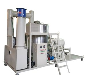 NRY Used Automotive Engine Oil Recycling Machine without adding Acid and Clay