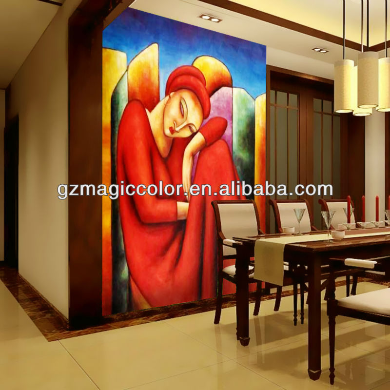 Abstract Famous Women Oil Painting Wall Murals For Decor   Buy Women Oil  Painting Wall Murals,Abstract Oil Painting Wall Murals,Painting Wall Murals  For ... Part 89